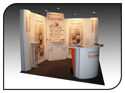 Nimlok Portable Exhibition Stand : Nimlok australia display and exhibit solutions. exhibition stands
